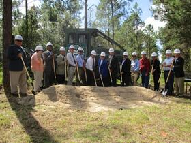 Coreslab Structures breaks ground on facility in Orlando