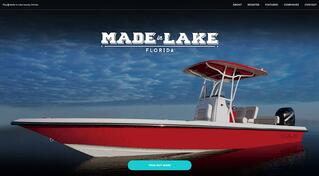 Made In Lake website