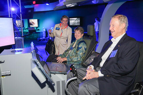 Orlando leaders tour Lockheed Martin