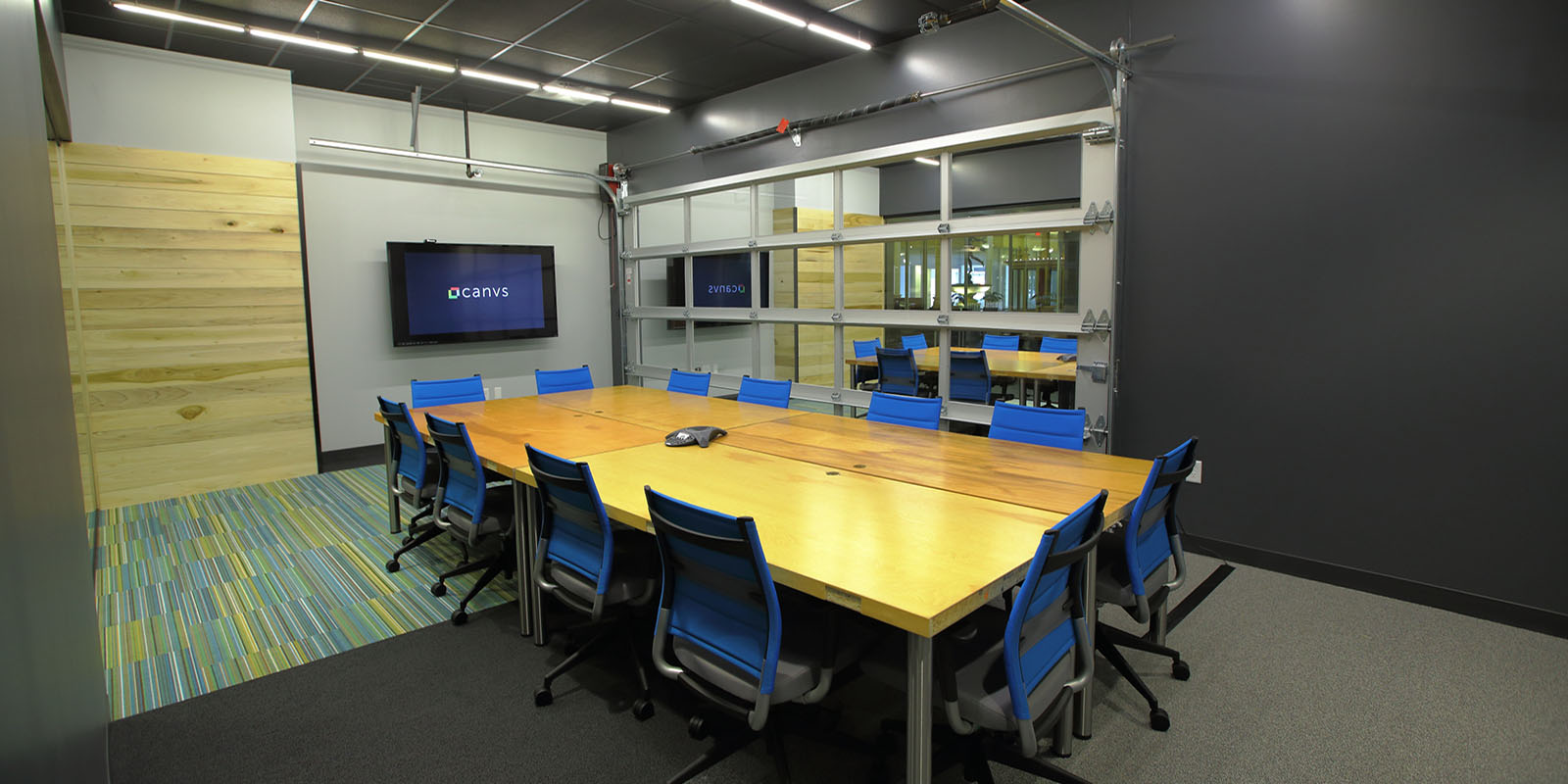 Orlando coworking space Canvs