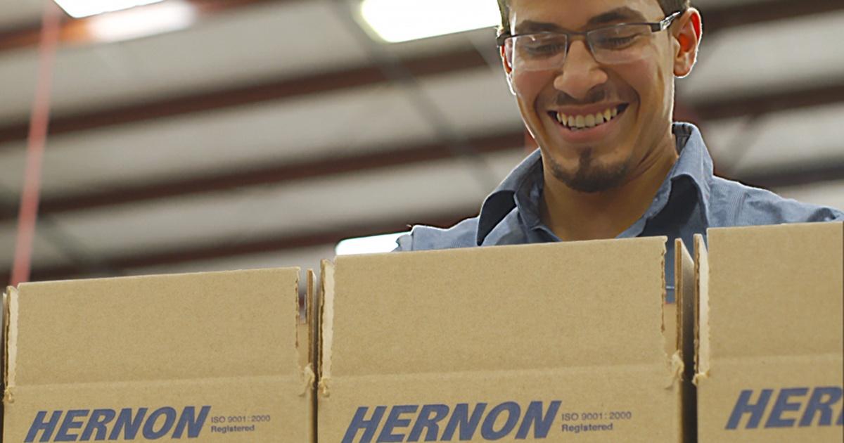 Hernon-worker