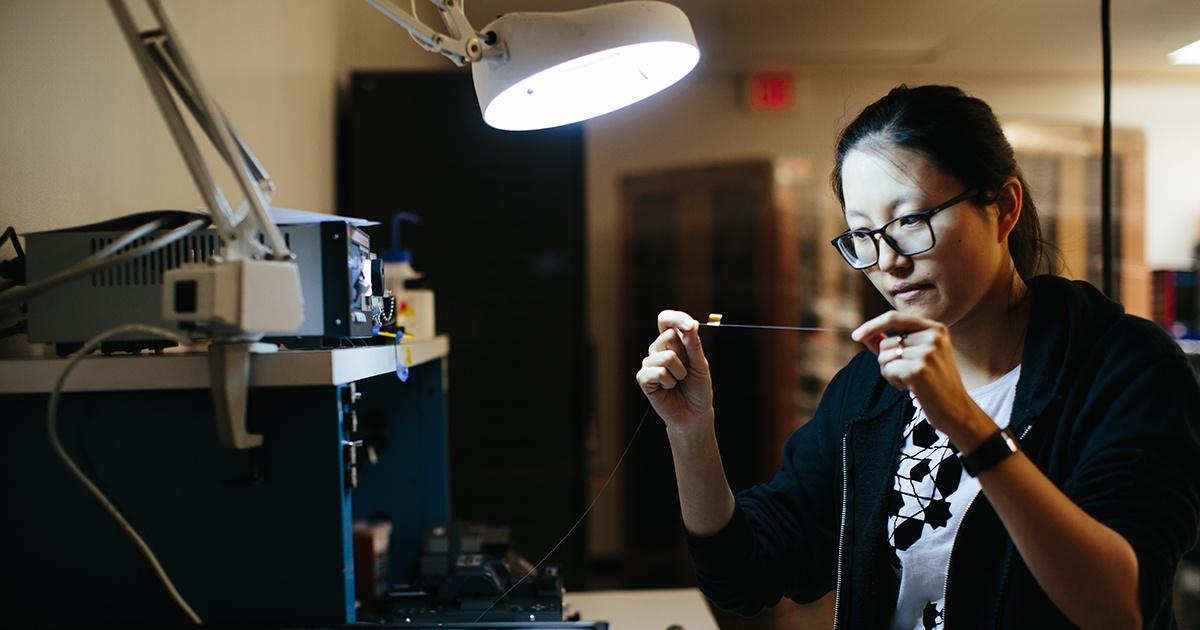 Luminar Laser technician 1