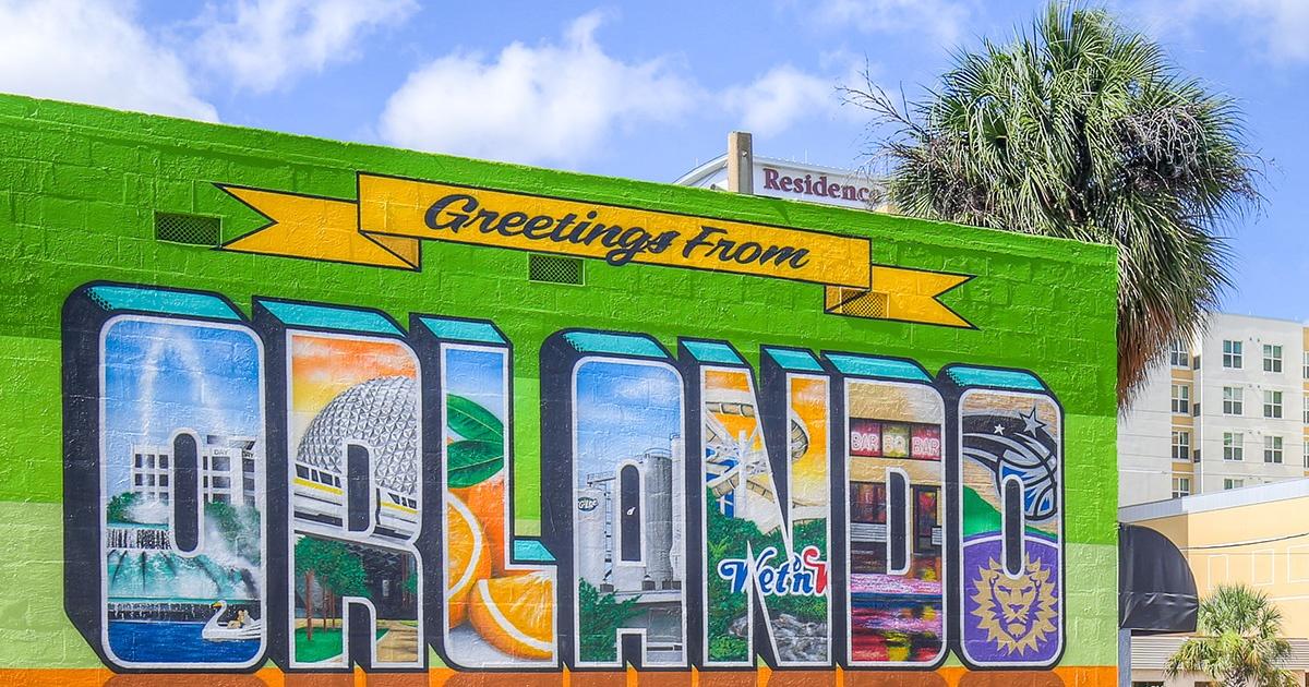 Orlando: a millennial boom town
